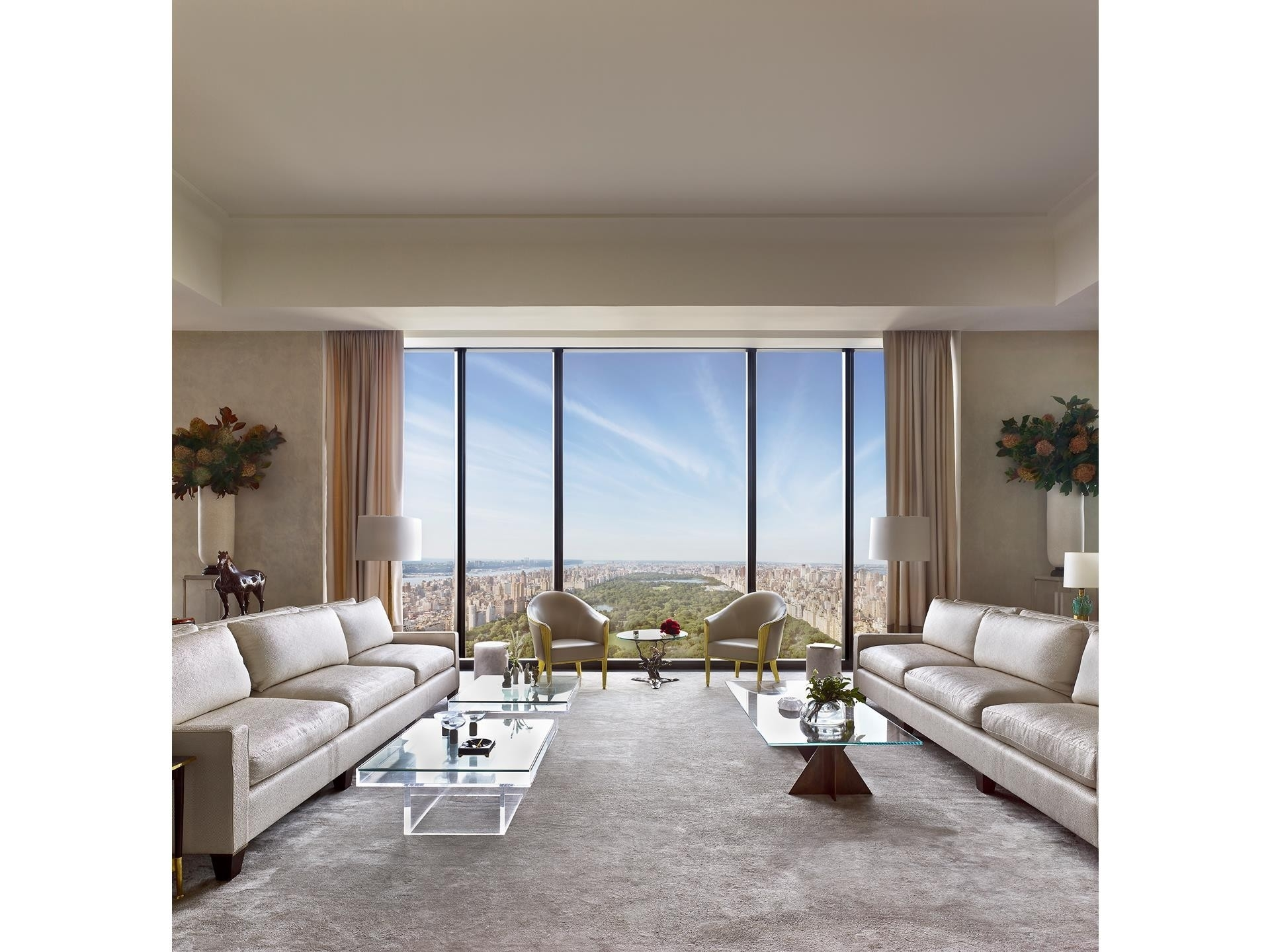 2. Condominiums for Sale at 111 W 57TH ST , 68 Midtown Manhattan, New York, NY 10019