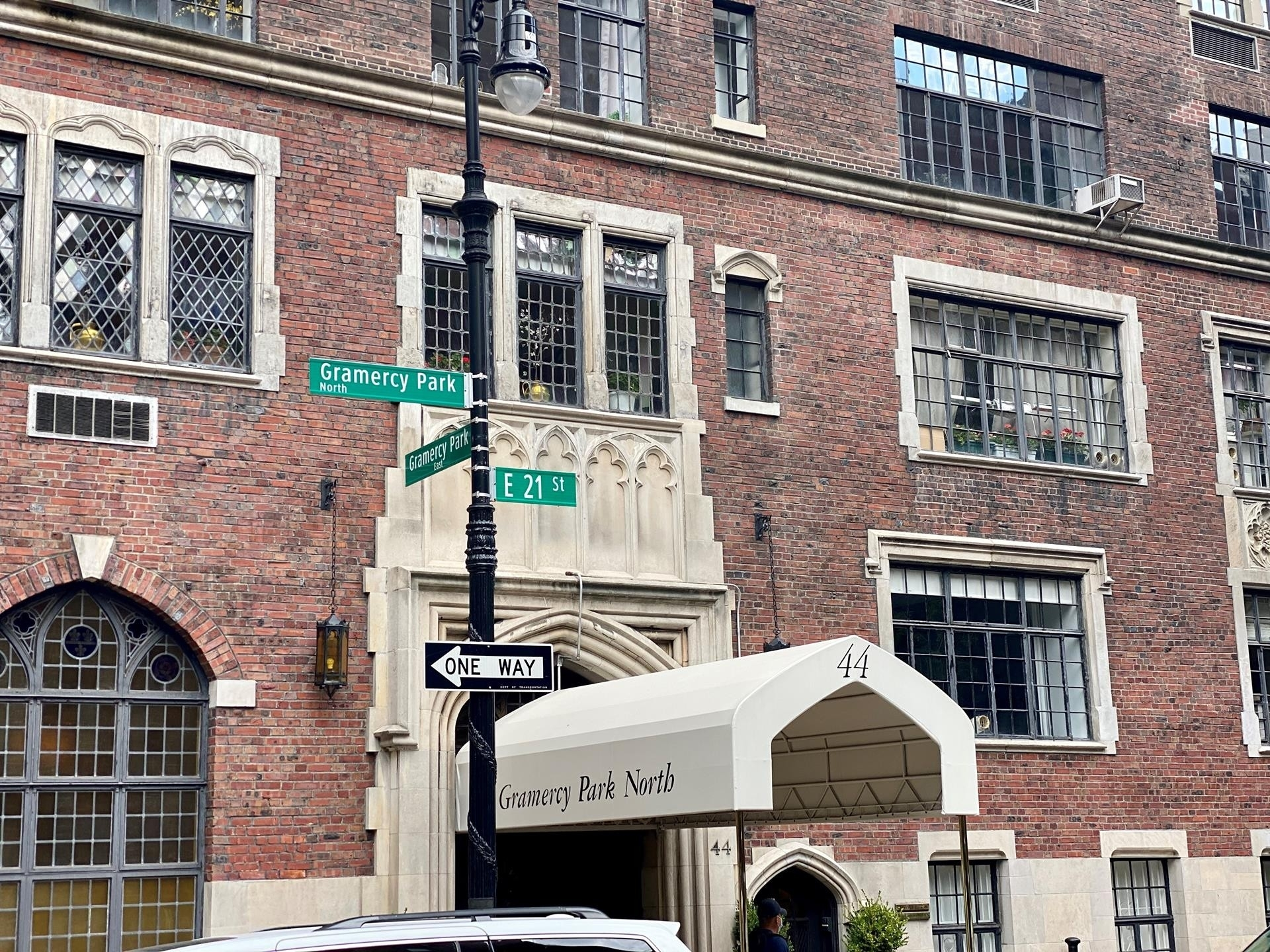 19. Co-op Properties for Sale at GRAMERCY OWNERS LTD, 44 Gramercy Park North, 4C Gramercy Park, New York, NY 10010