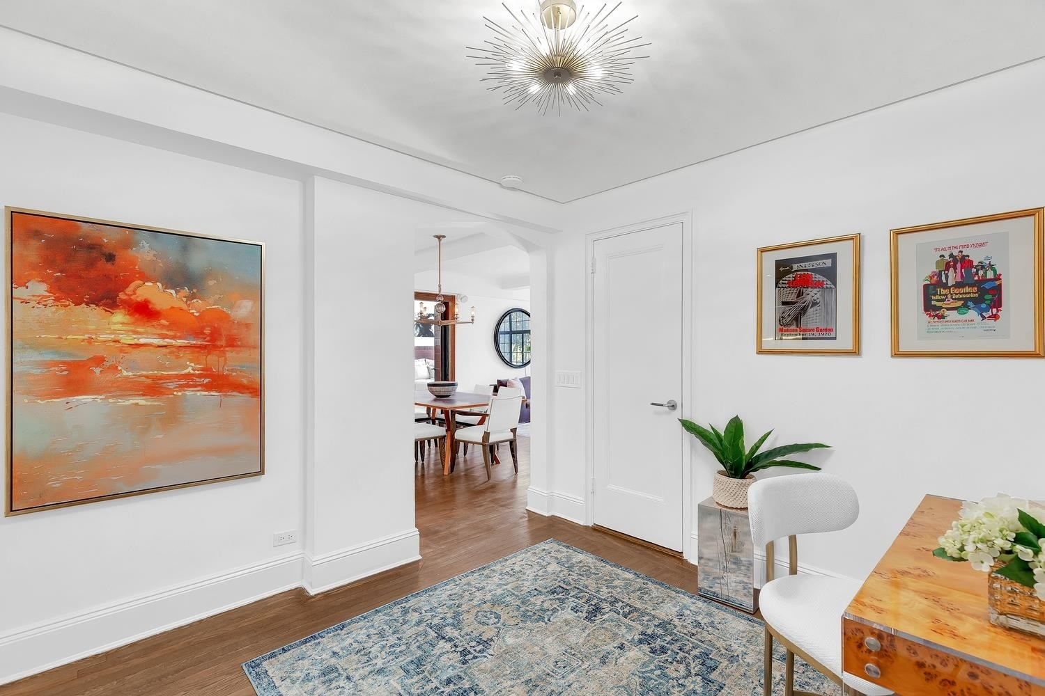 4. Co-op Properties for Sale at GRAMERCY OWNERS LTD, 44 Gramercy Park North, 4C Gramercy Park, New York, NY 10010