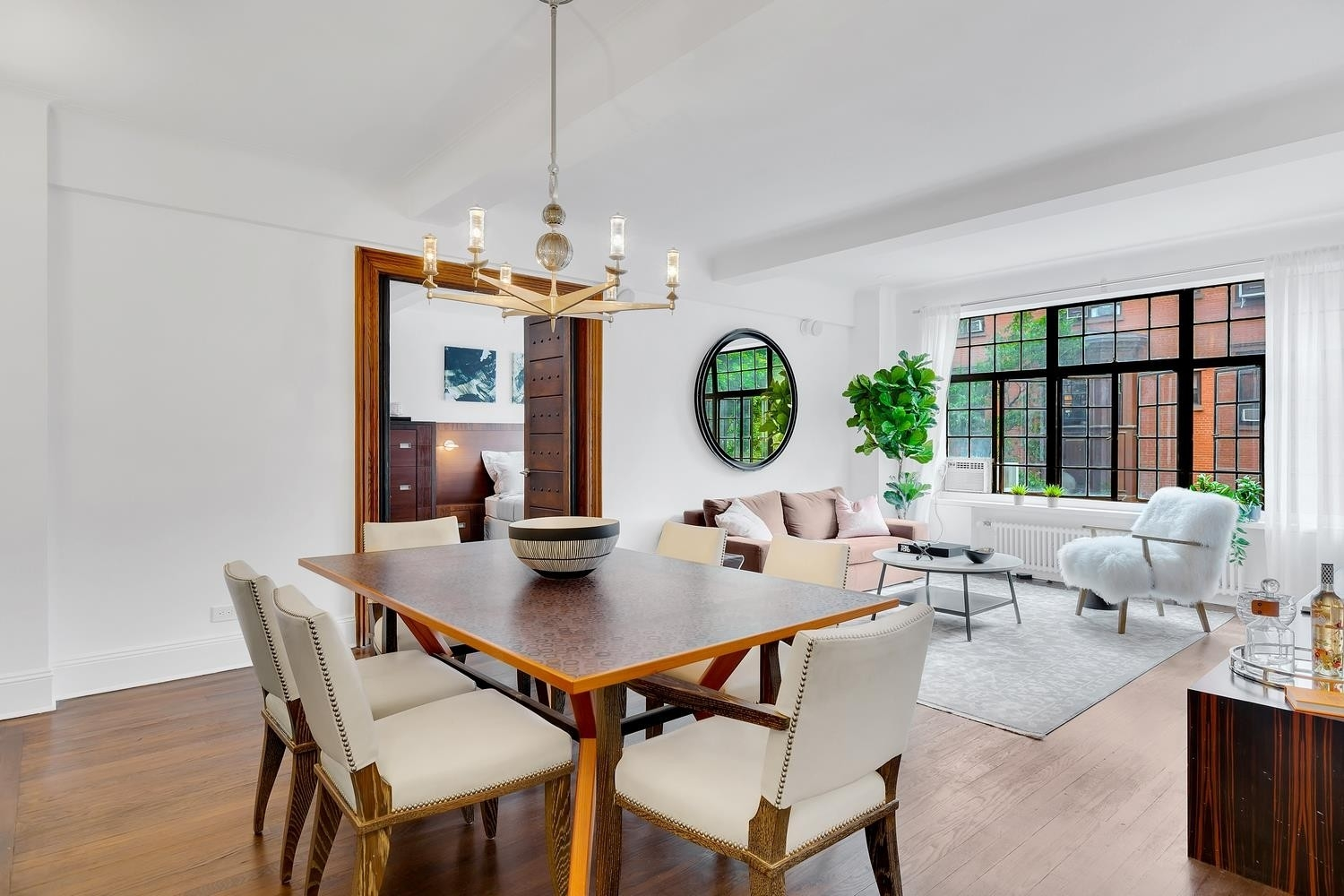 3. Co-op Properties for Sale at GRAMERCY OWNERS LTD, 44 GRAMERCY PARK N, 4C Gramercy Park, New York, NY 10010