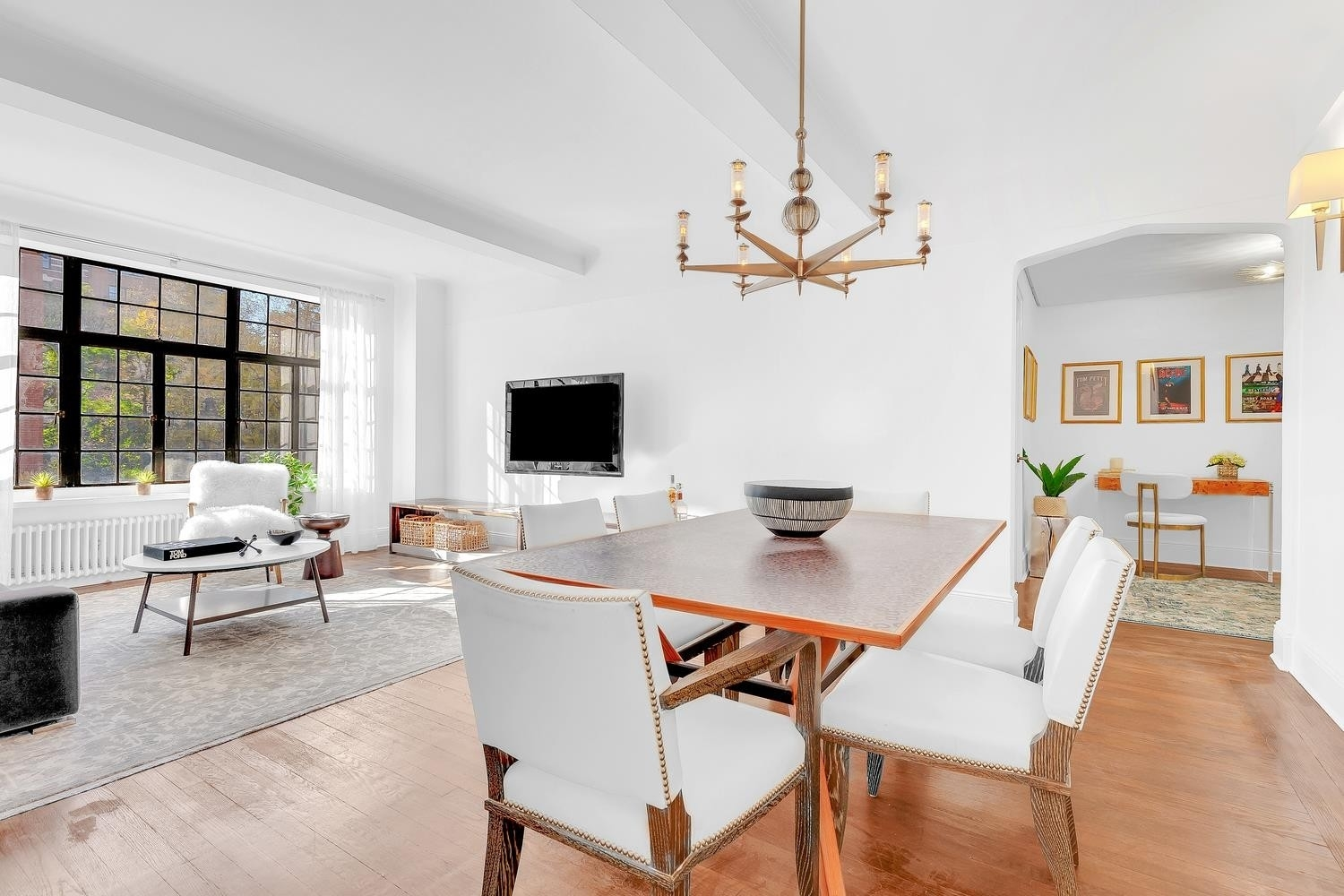 2. Co-op Properties for Sale at GRAMERCY OWNERS LTD, 44 GRAMERCY PARK N, 4C Gramercy Park, New York, NY 10010