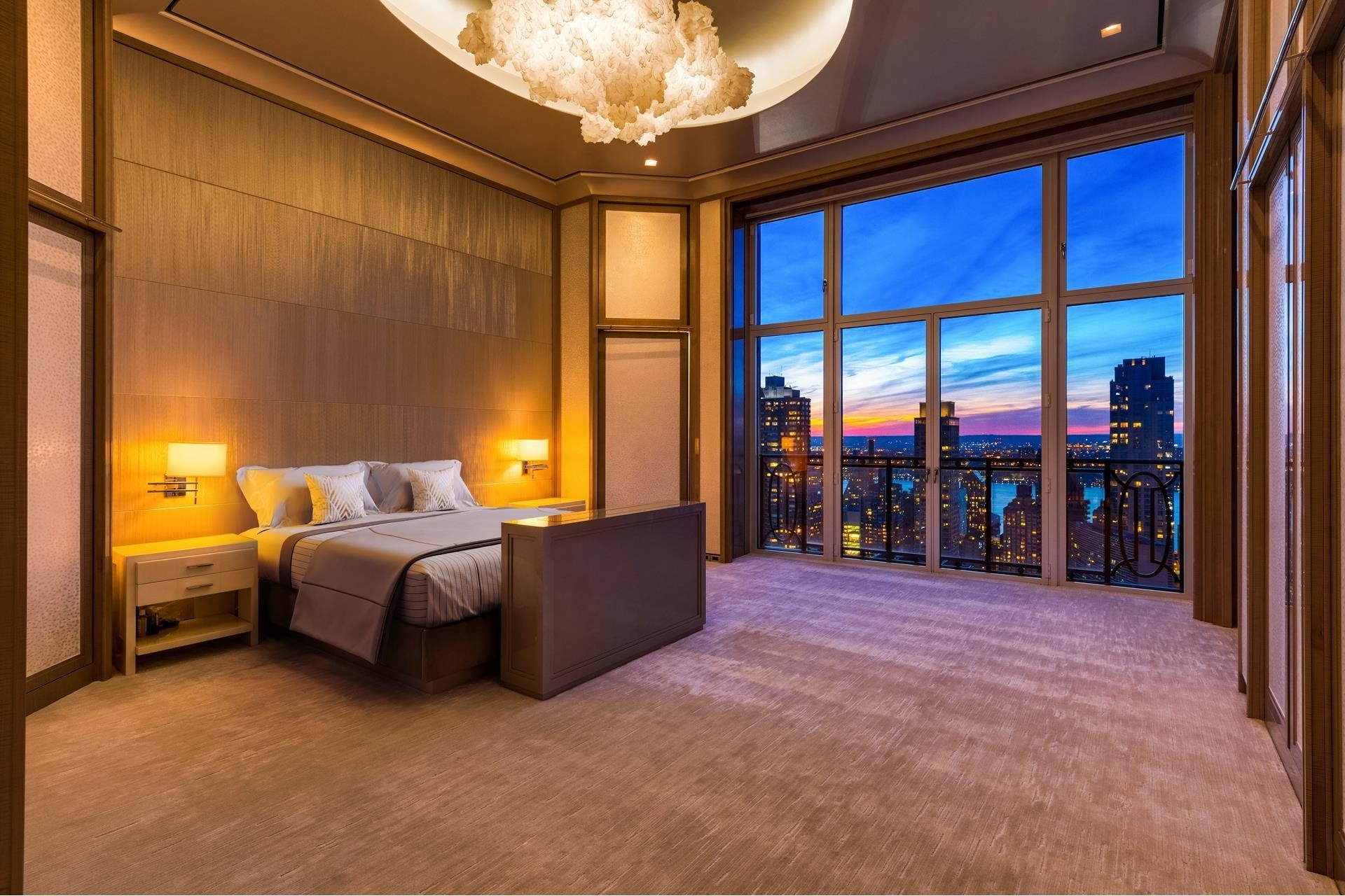 5. Condominiums для того Продажа на 15 Cpw, 15 CENTRAL PARK W, PH41 Lincoln Square, New York, NY 10023