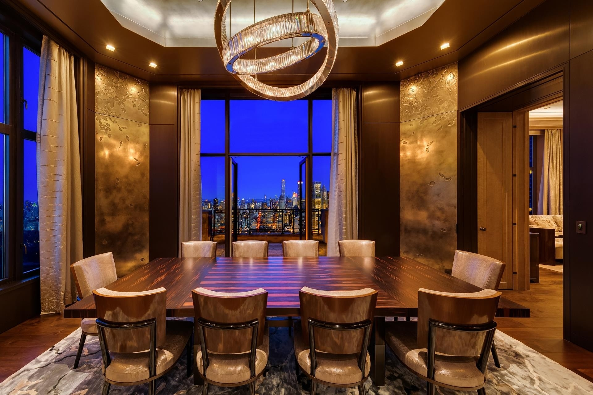 2. Condominiums for Sale at 15 Central Park West, PH41 Lincoln Square, New York, NY 10023