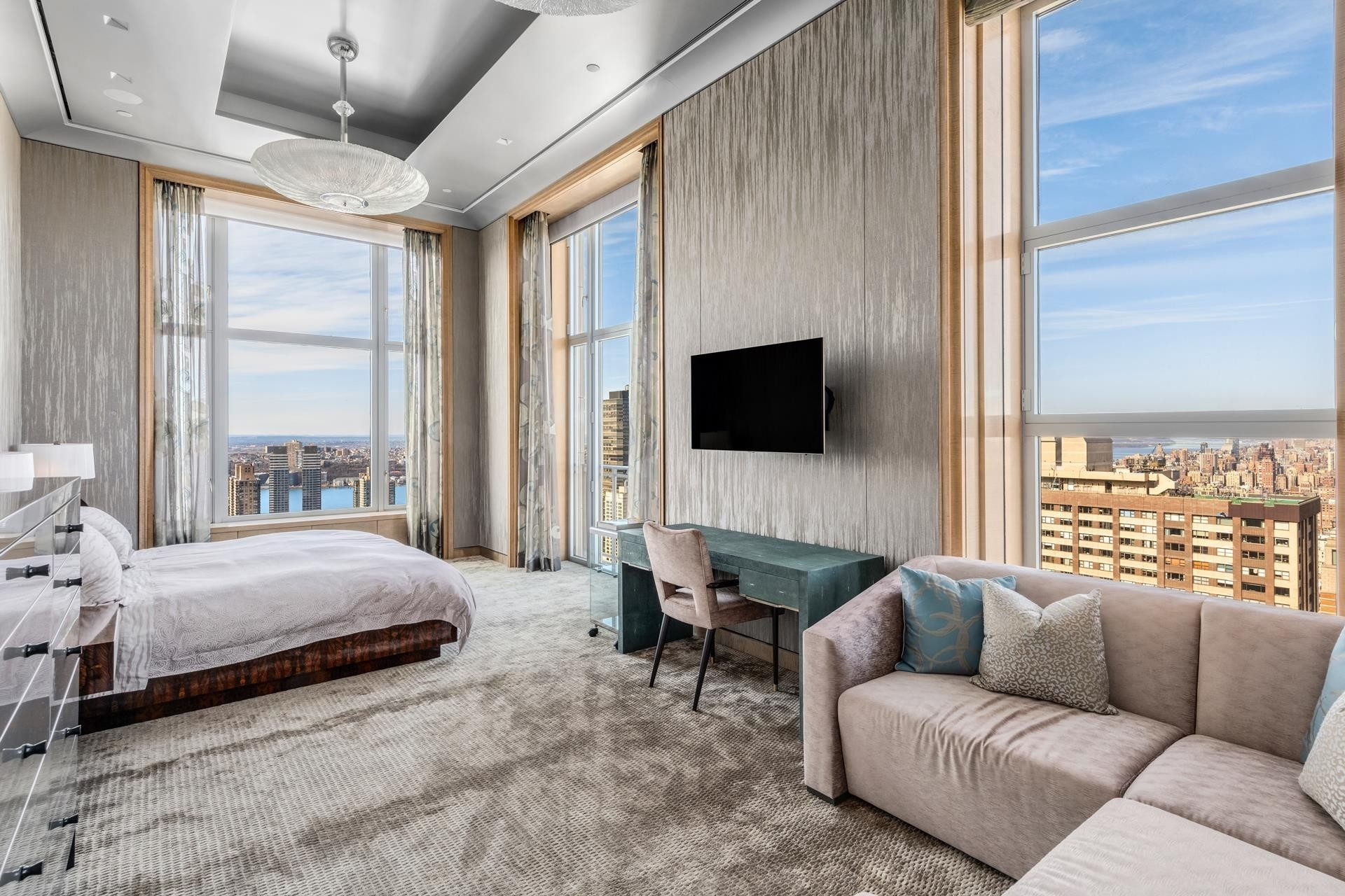 10. Condominiums for Sale at 15 Central Park West, PH41 Lincoln Square, New York, NY 10023
