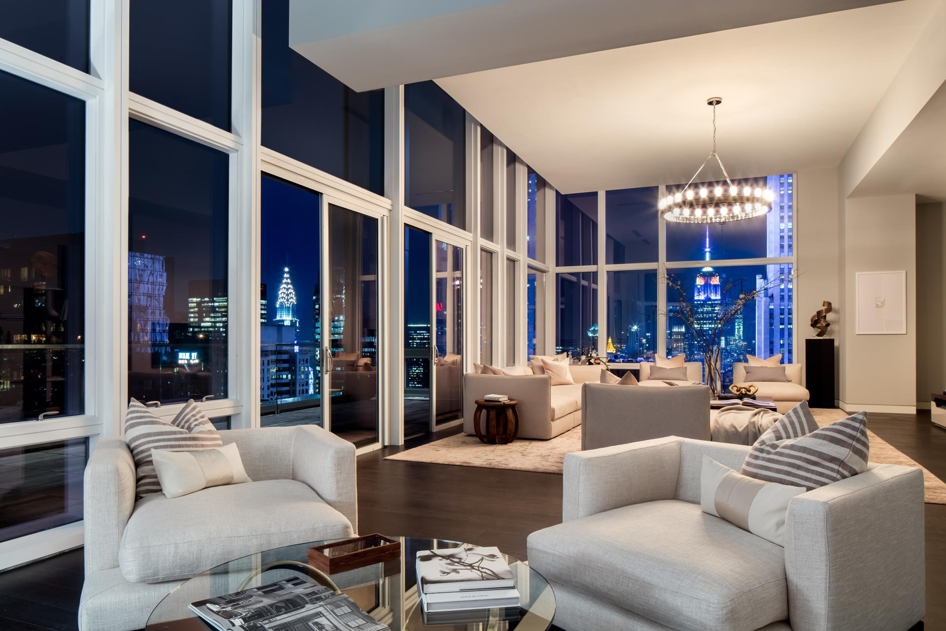 3. Condominiums for Sale at BACCARAT HOTEL & RESIDENCES, 20 West 53rd St, PH48/49 Midtown West, New York, NY 10019