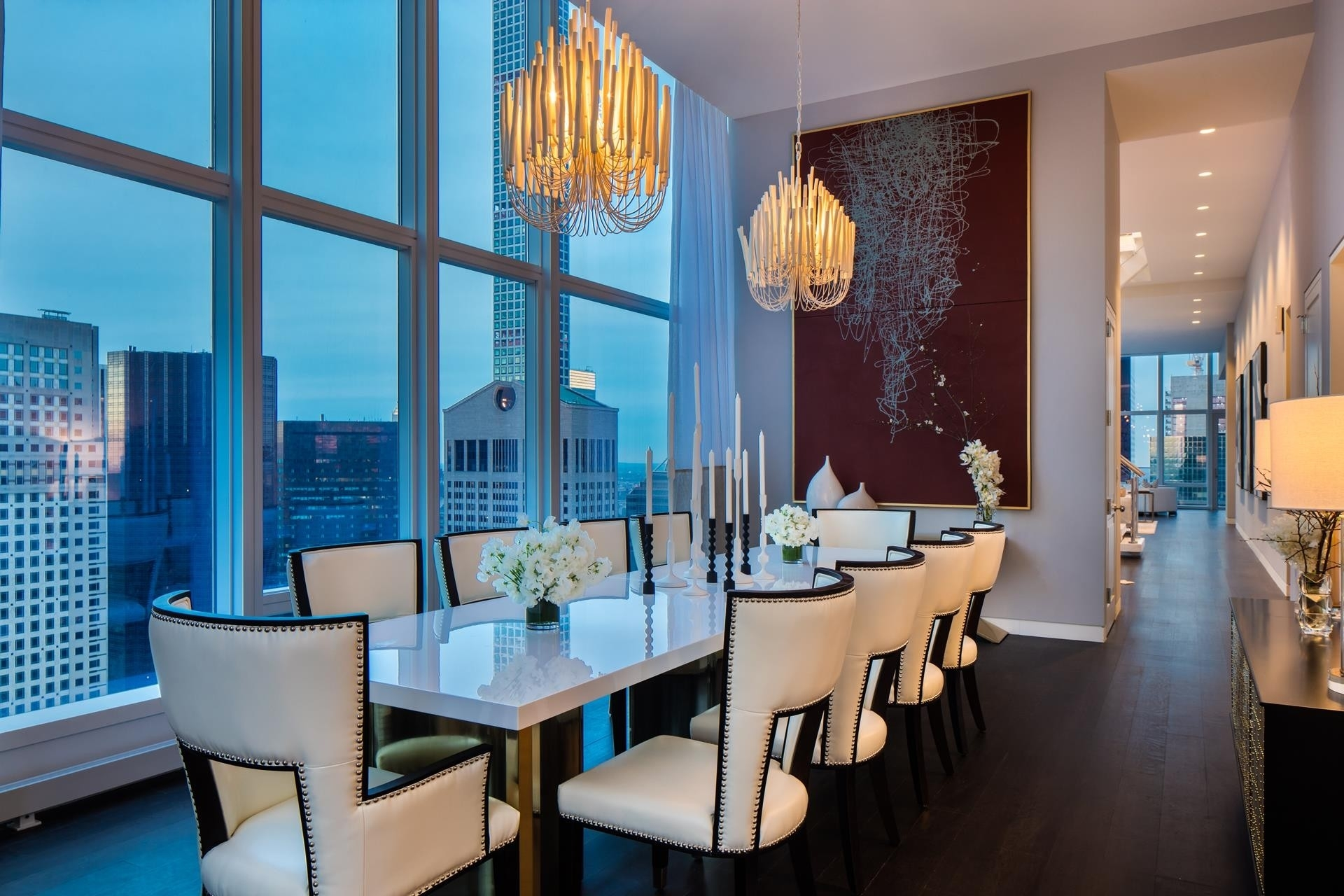 6. Condominiums for Sale at BACCARAT HOTEL & RESIDENCES, 20 West 53rd St, PH48/49 Midtown West, New York, NY 10019