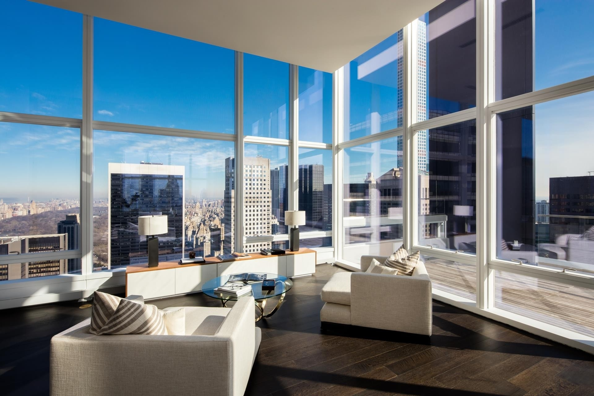 4. Condominiums for Sale at BACCARAT HOTEL & RESIDENCES, 20 West 53rd St, PH48/49 Midtown West, New York, NY 10019