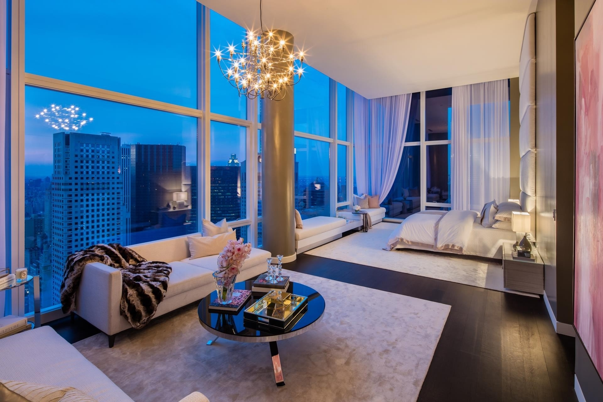 8. Condominiums for Sale at BACCARAT HOTEL & RESIDENCES, 20 West 53rd St, PH48/49 Midtown West, New York, NY 10019