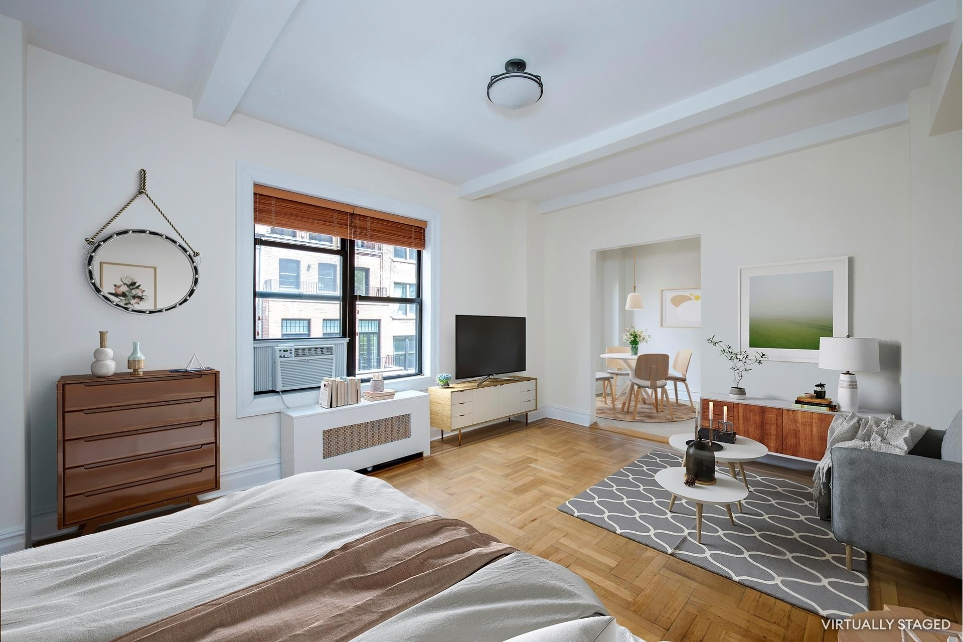 Co-op Properties в THE BRENTWOOD, 317 West 87th St, 4D New York