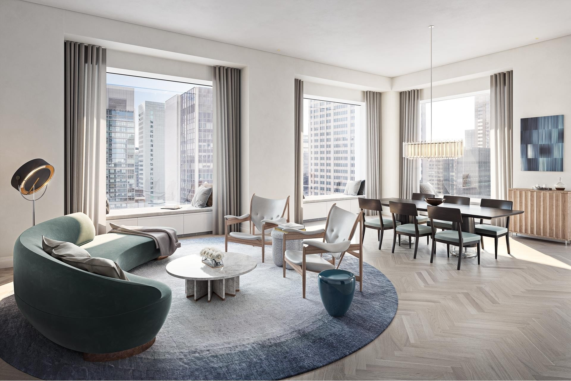 Property в 432 Park Avenue, 29E Midtown East, New York, NY 10022