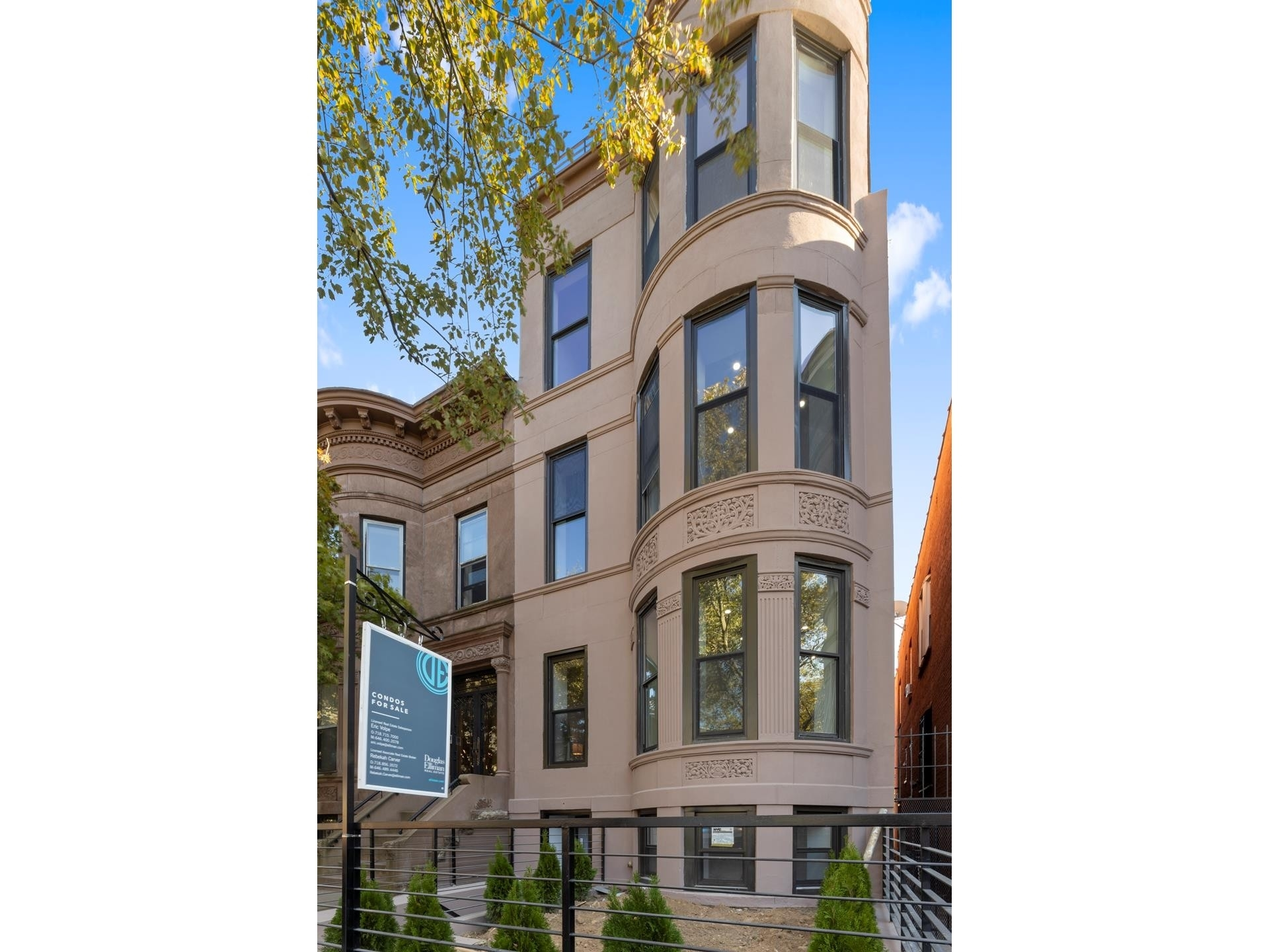 Condominium для того Продажа на 1090 Carroll St, 1 Crown Heights, Brooklyn, NY 11225