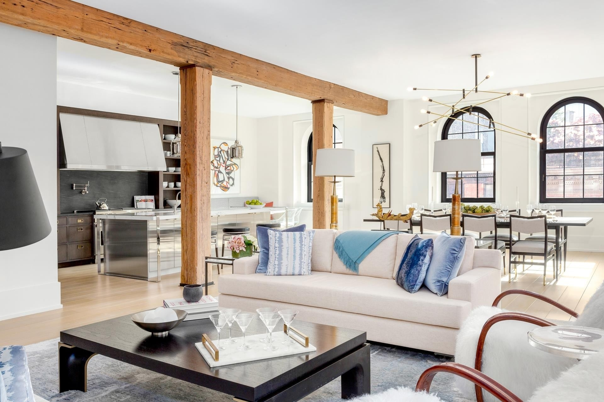 Condominium for Sale at 443 Greenwich St, 3H TriBeCa, New York, NY 10013