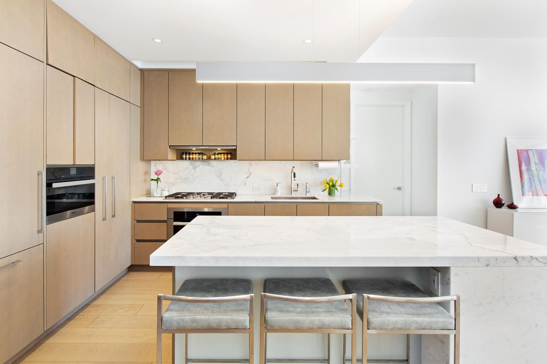 6. Condominiums por un Venta en 15 Hudson Yards, 63C Hudson Yards, New York, NY 10001