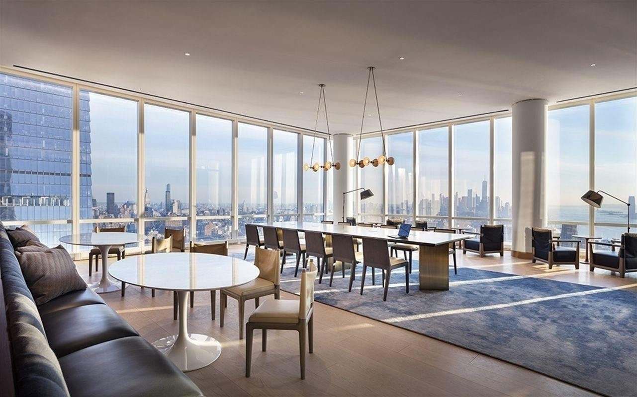 9. Condominiums at 15 Hudson Yards, 76A New York