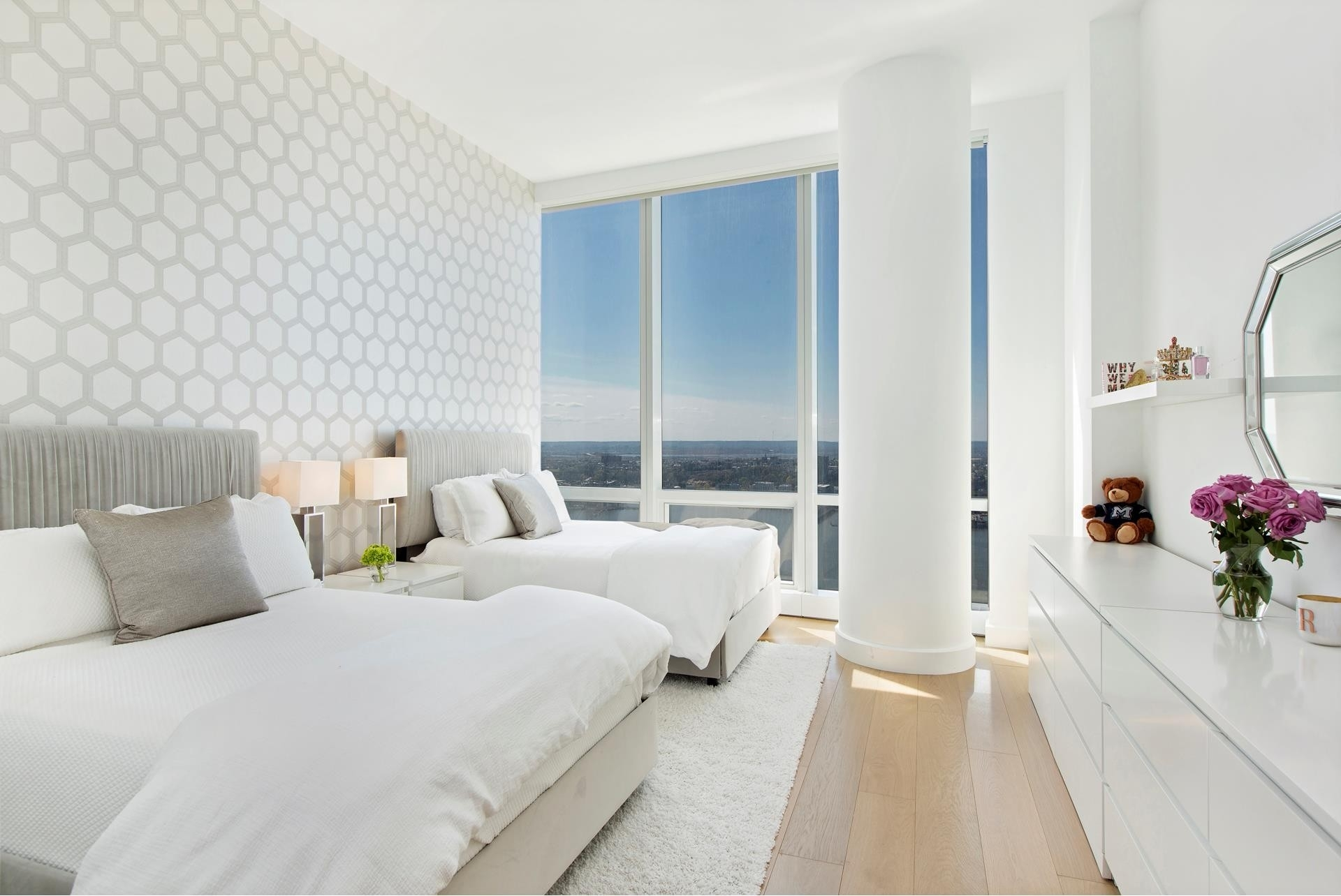 9. Condominiums por un Venta en 15 Hudson Yards, 63C Hudson Yards, New York, NY 10001