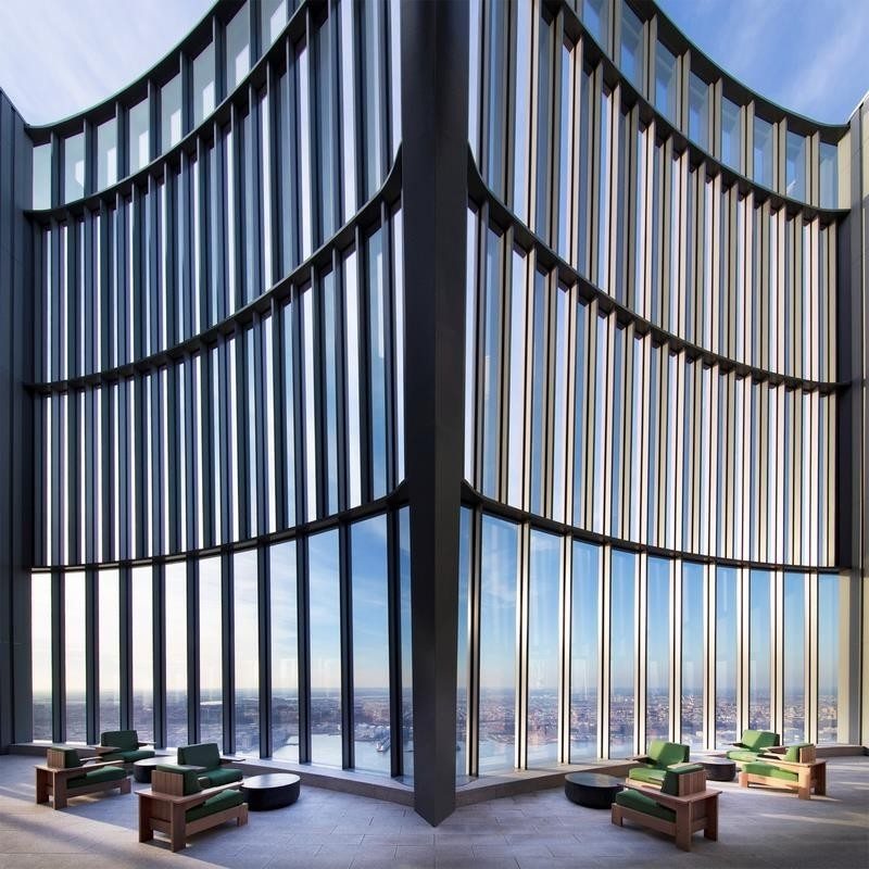 7. Condominiums at 15 Hudson Yards, 76A New York