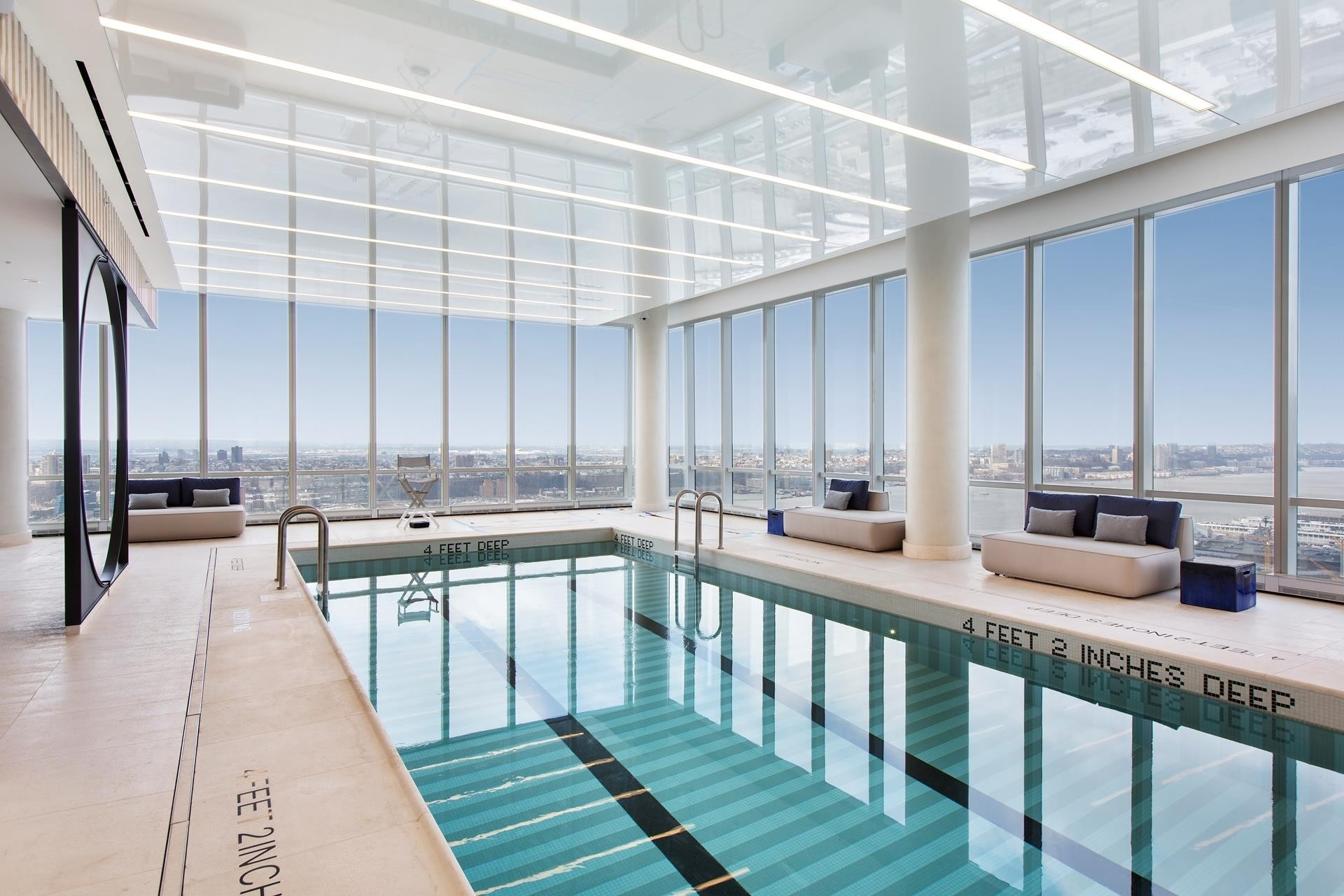 23. Condominiums por un Venta en 15 Hudson Yards, 63C Hudson Yards, New York, NY 10001