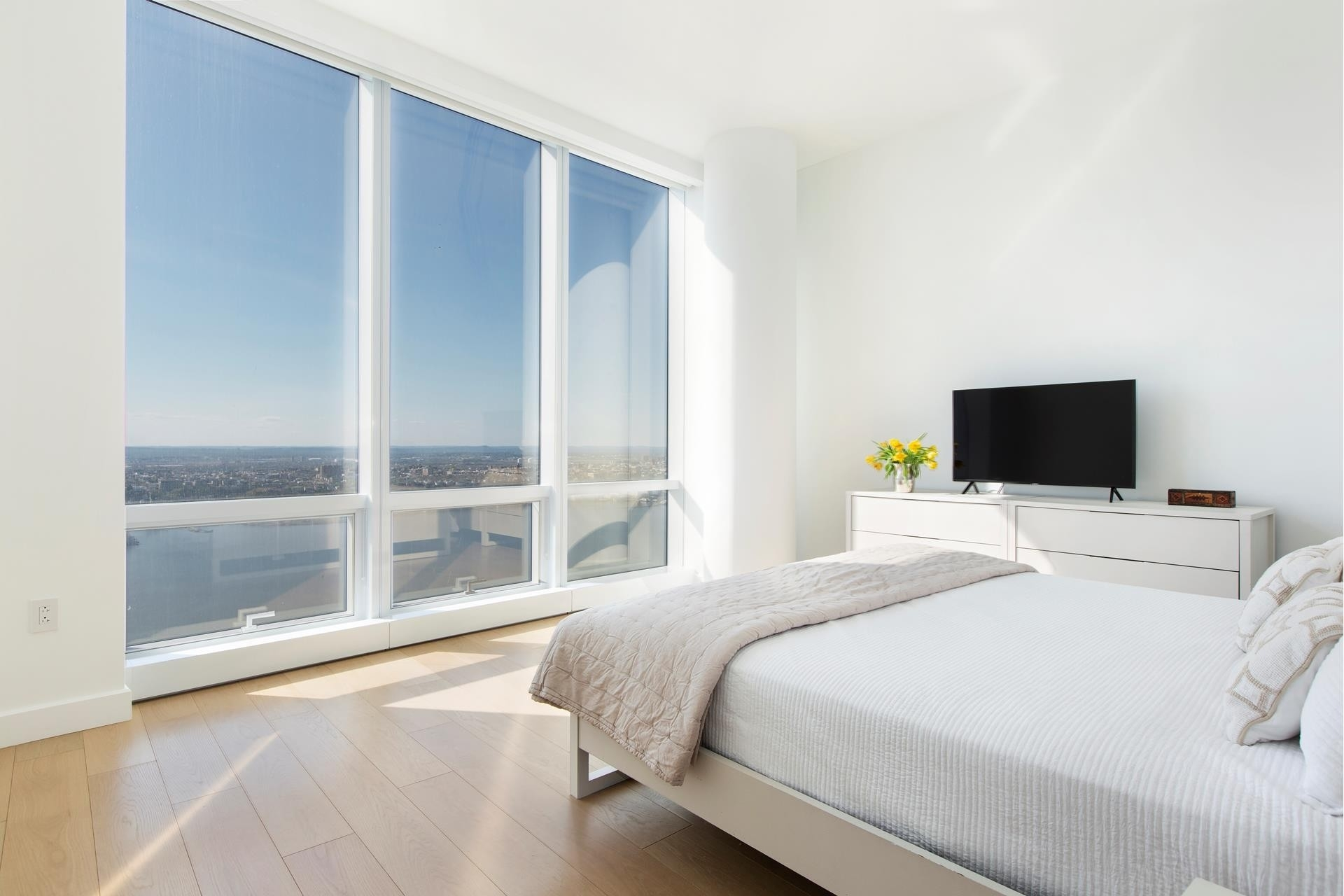 7. Condominiums por un Venta en 15 Hudson Yards, 63C Hudson Yards, New York, NY 10001
