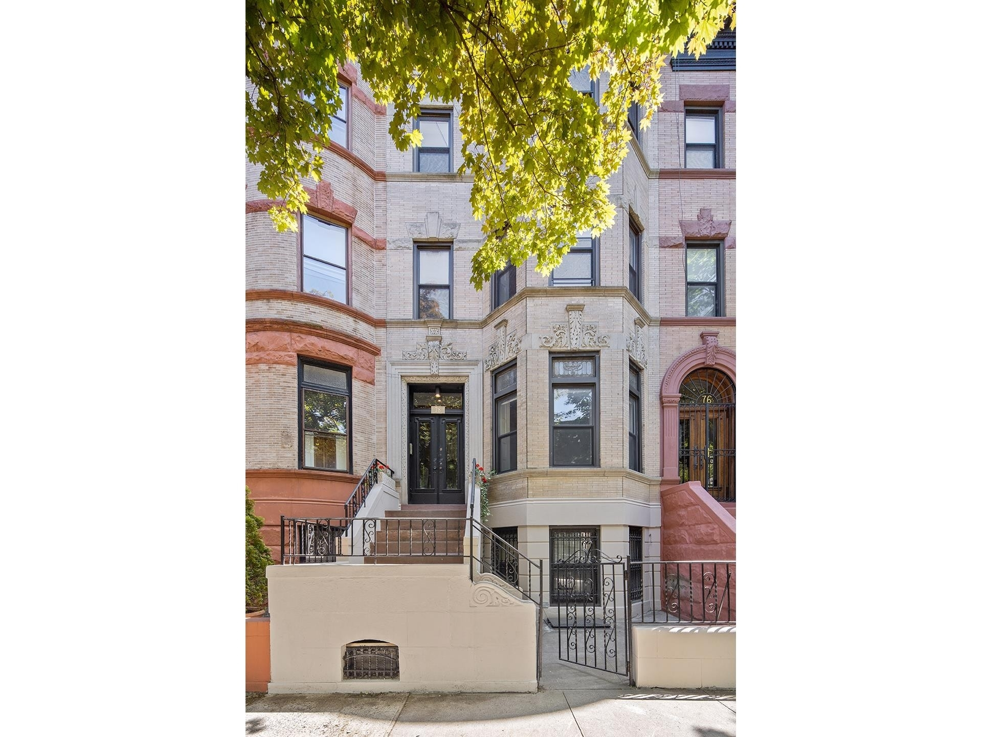 Multi Family Townhouse for Sale at Prospect Lefferts Gardens, Brooklyn, NY 11225