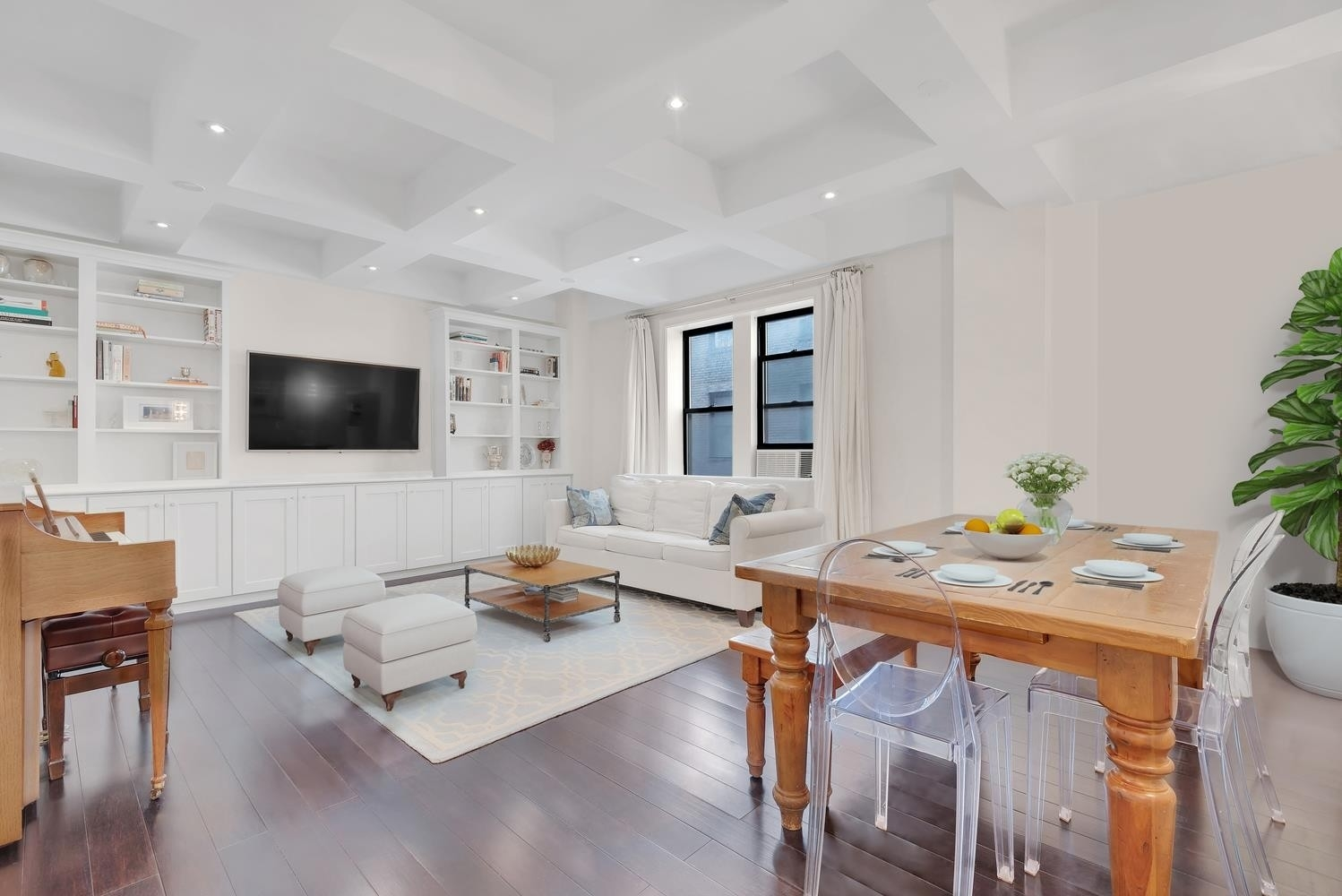 1. Co-op Properties at 17 West 71st St, 3D Lincoln Square, New York