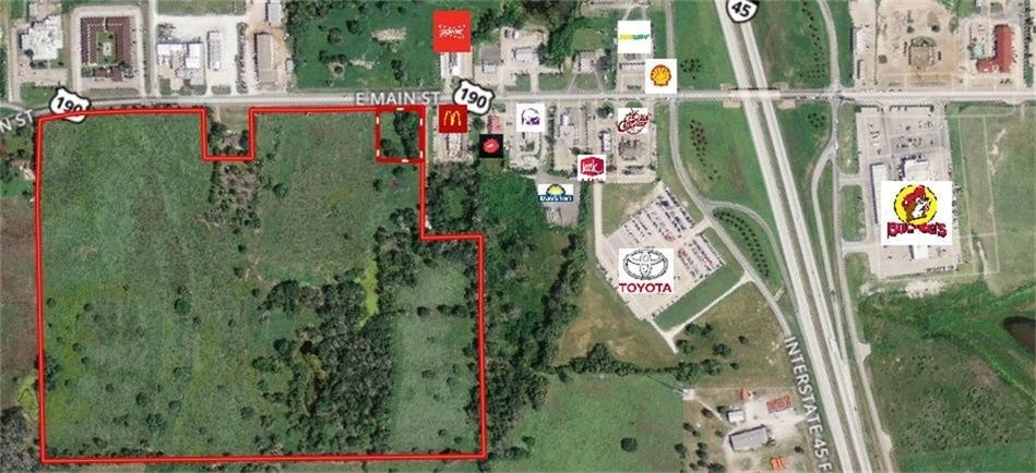 Property for Sale at Madisonville, TX 77864